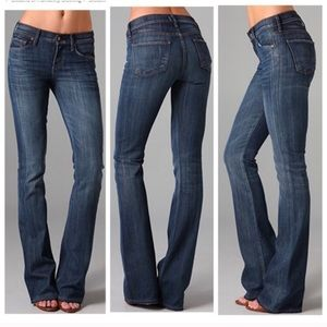 Citizens of humanity Amber mid rise boot cut